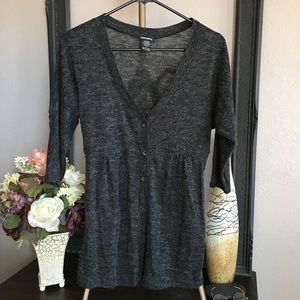 EYESHADOW Soft Cardigan 3/4 Sleeves
